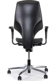Cadeira Candall G64 F8 Cinza Escuro Po