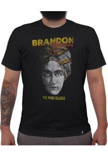 Brandon Flowers - Camiseta Clássica Masculina