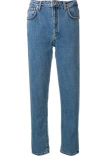 Dondup Boyfriend Jeans - Azul