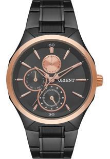 Relógio Feminino Orient Ftssm044-G1Px Analógico 5Atm