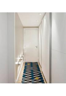 Passadeira Mosaico Triangulo Color Casa - Incolor - Dafiti