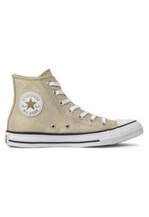 Tênis Converse Chuck Taylor All Star Hi Ouro/Preto Ct14620002.40
