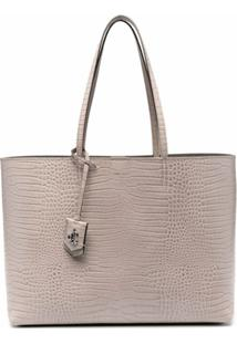 Jimmy Choo Bolsa Tote Nine2Five - Neutro