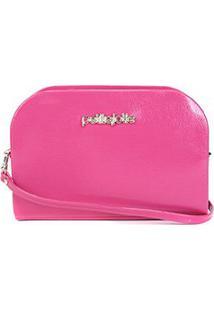 Bolsa Petite Jolie Pretty Feminina - Feminino-Pink