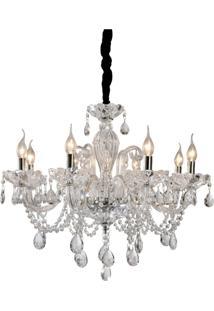 Lustre Lamp Show Perth Transparente