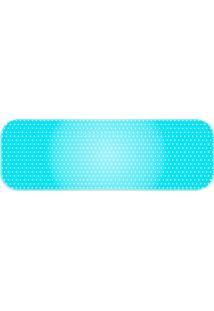 Passadeira Love Decor Wevans Páscoa Glasses Azul - Kanui