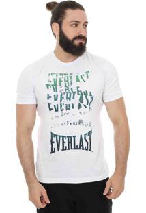 Camiseta Everlast Multi Branco.