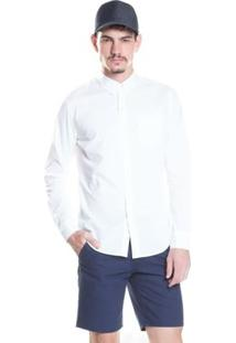 Camisa Levis Classic One Pocket - Masculino-Branco