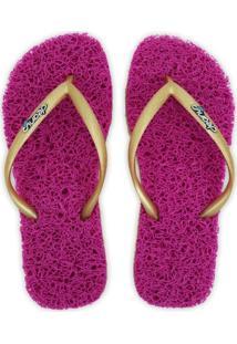 Sandália Slim Tradicional Cleanup - Pink