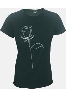 T-Shirt Fem S.D.O Rosa Verde - Verde - Feminino - Algodã£O - Dafiti