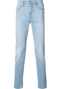 Frame Denim Calça Jeans Skinny 'L'Homme' - Azul