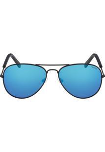 Óculos De Sol Nautica N4631Sp 001/58 - Masculino