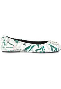 Tory Burch Minnie Ballerina Shoes - Estampado