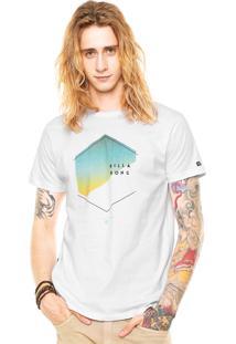 Camiseta Billabong Enter Branca