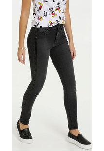 Calça Feminina Jeans Cigarrete Sawary