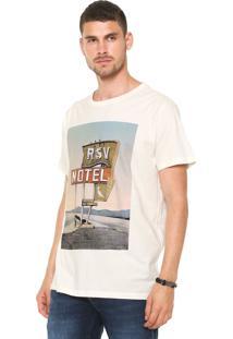 Camiseta Reserva Rsv Off-White