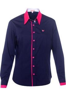 Camisa Pimenta Rosada Betsy - Feminino
