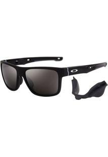 Óculos De Sol Crossrange Prizm Black Oakley - Masculino