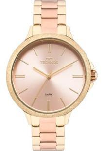 960e8eea487 Relógio Digital Manual Rosa feminino