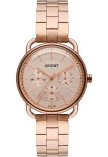 Relógio Orient Frssm027 R1Rx Feminino - Feminino-Rosa