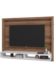 Painel Para Tv Com 2 Nichos Br 420 - Brv Móveis Elare