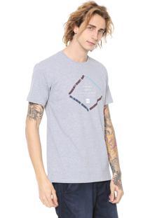 Camiseta Hang Loose Letgo Cinza