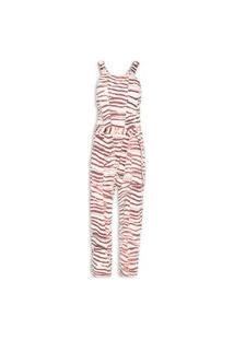 Macacão Feminino Zebra - Animal Print