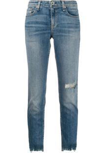 Rag & Bone Calça Jeans Skinny - Azul