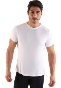 Camiseta Liquido Square - Branco Gg