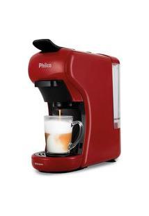 Cafeteira Philco Multicapsula Pcf19Vp 110V