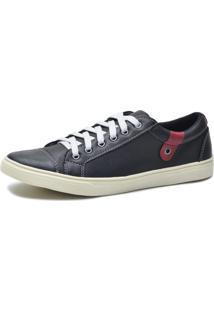 Tênis Avenue Sneaker Floripa Preto