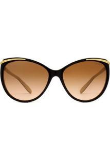 Óculos De Sol Ralph - Unissex-Preto