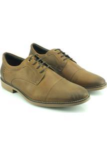 Sapato Casual Nobuck Teselli Masculino - Masculino