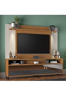 Estante Para Tv Até 55 Pol Notável Nt 1080 2 Gavetas