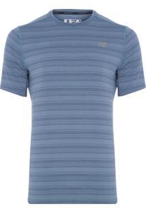 Camiseta Masculina Anticipate T - Azul