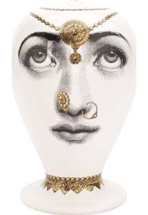Fornasetti Vaso 'Bollywood' - Branco