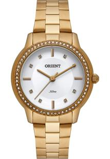 Relógio Orient Feminino Swarovski Fgss0132S1Kx