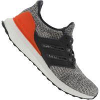 4e5b2350569 Tênis Adidas Ultraboost - Masculino - Cinza Laranja