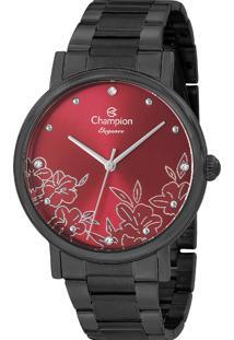 Relógio Champion Feminino Elegance Cn25887V