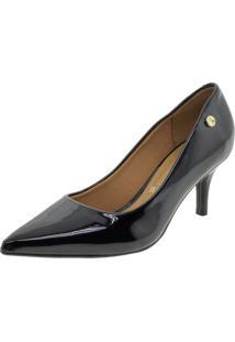 d704075f1 3x R$2666.0 Ir para a loja; Sapato Feminino Salto Baixo Vizzano - 1185102  Verniz/Preto