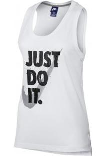 Regata Nike Sportswear Just Do It Feminina
