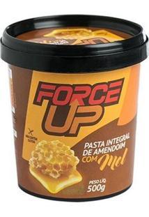 Pasta Integral De Amendoim Force Up - 500G - Masculino