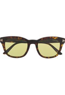 R  2081,00. Farfetch Tom Ford Eyewear Óculos De Sol   ... b6d70fd7ab