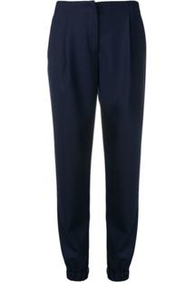 Ps Paul Smith Tailored Joggers - Azul