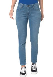 Calça Jeans Five Pockets Ckj 040 High Rise Flare - Marinho Calça Jeans Five Pockets Kick Flare - 34
