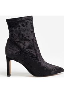 Ankle Boot Le Lis Blanc Olga Black Preto Feminina (Preto, 37)