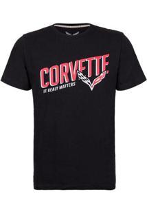 Camiseta Masculina Stripes Corvette - Masculino