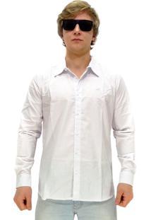 Camisa Manga Longa Maresia Lorde White