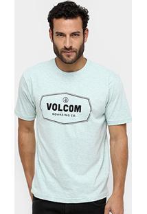 Camiseta Volcom Silk Simple - Masculino