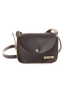 Bolsa Mini Bag Feminina Alça Transversal Pochete Lisa Casual